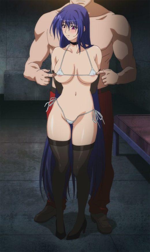Taimanin Yukikaze episode 1 - 3